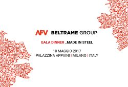Gala Dinner – Made In Steel 2017