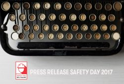 Press release Safety Day 2017