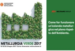 Green Metallurgy 2017