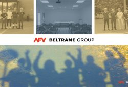 "AFV Beltrame Group has recently hosted 9 students for the project ""Alternanza Scuola Lavoro"""
