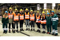 A vist of engineering students from Padova University in AFV