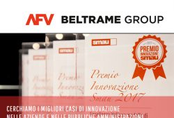 "AFV wins the ""Smau Innovation Award""!"