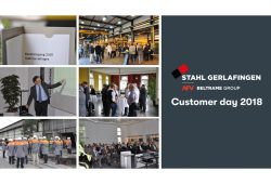 """Customer Day 2018"" in Gerlafingen"