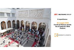 AFV al Career Day Università di Padova