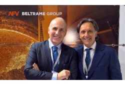 AFV Beltrame Group a Metal Expo 2018