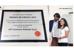 Il progetto EHS REPORTS MANAGEMENT SOFTWARE premiato da AIM
