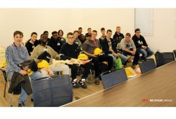ENGIM VENETO SFP Patronato Leone XIII School visits our site