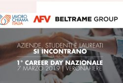 AFV at the Exhibition  #LavoroChiamaItalia