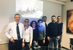 Group Purchasing Team Meeting in Vicenza