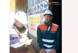 Job Hazard Analysis in Donalam