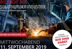 "Second edition of the ""Industry Nights"" event in Switzerland"