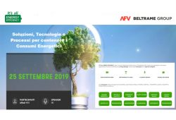 Convegno: It's all Energy efficiency